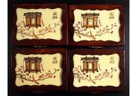 网站代拍:1984年建国三十五周年 木盒4套